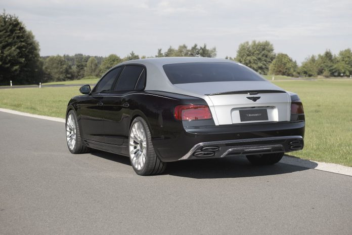 Mansory Bentley Flying Spur rear
