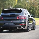 Mansory Porsche Macan rear