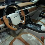 Mansory Range Rover LWB interior