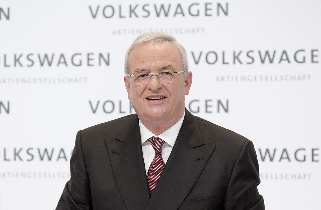 Martin Winterkorn to leave as Porsche SE chairman