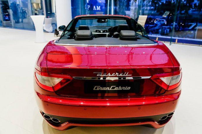 Maserati Delhi Showroom Launch 1