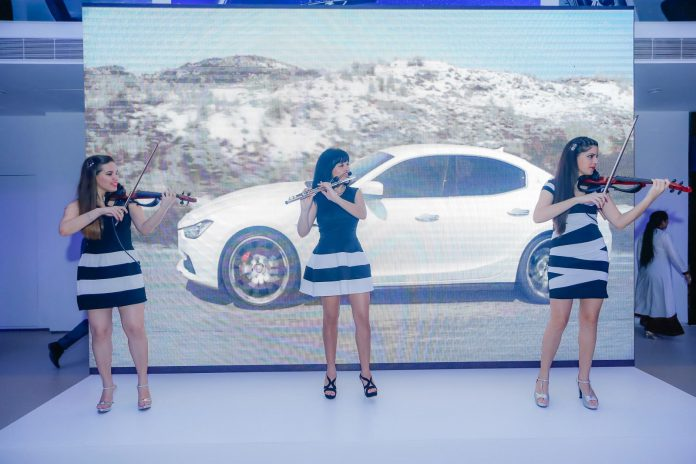 Maserati Delhi Showroom Launch 10