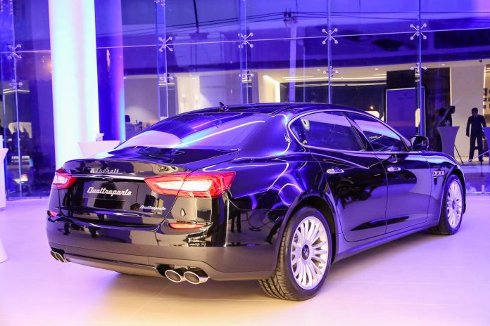 Maserati Delhi Showroom Launch 14
