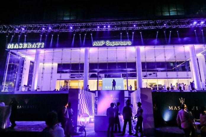 Maserati Delhi Showroom Launch 3