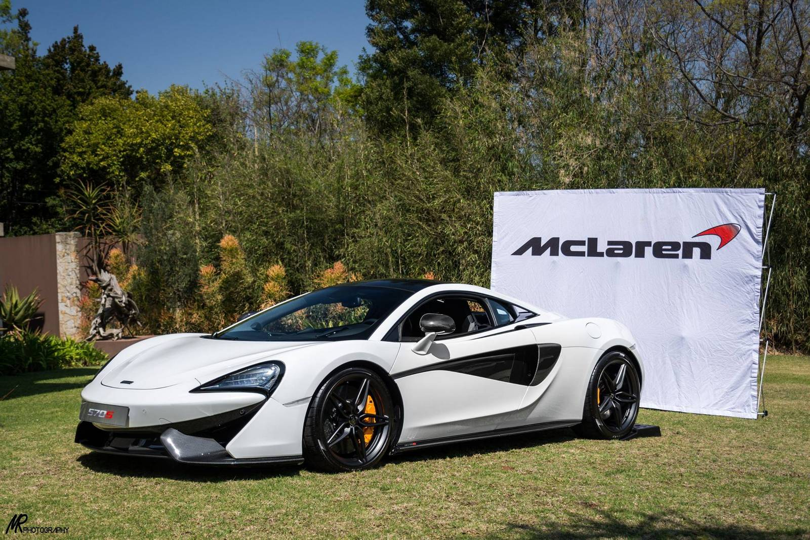 McLaren 570S Launched In South Africa