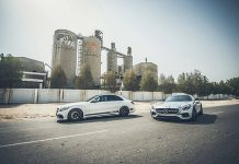 Mercedes-AMG GT S and C63 S