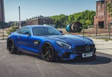 Mercedes-AMG GT Widebody by prior Design