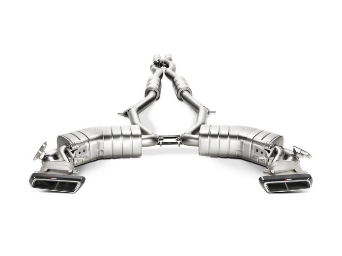 Mercedes-AMG_S_63_AMG_Coupe exhaust by Akrapovic