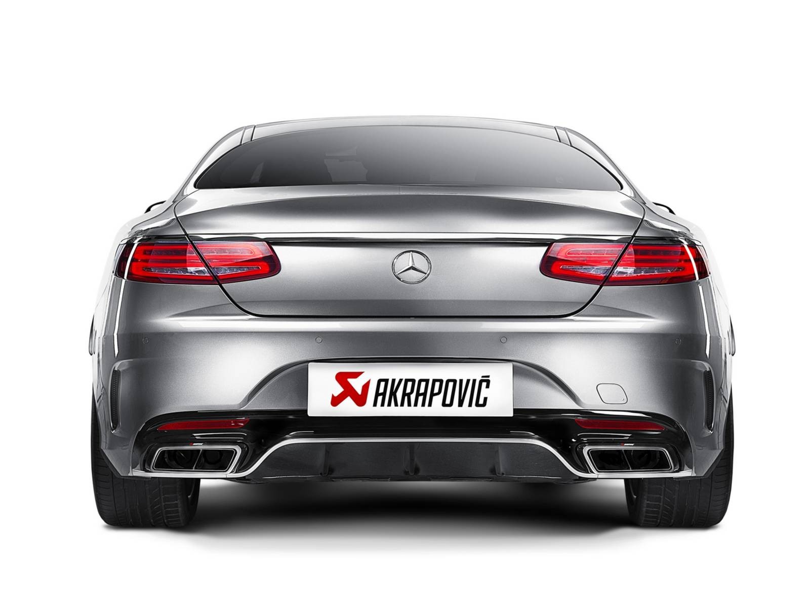 Akrapovic launches mercedes benz s63 amg coupe titanium for Mercedes benz exhaust