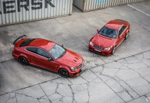 Mercedes-Benz C63 AMG and CLK63 AMG
