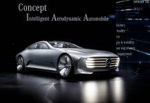 Mercedes-Benz Concept IAA front