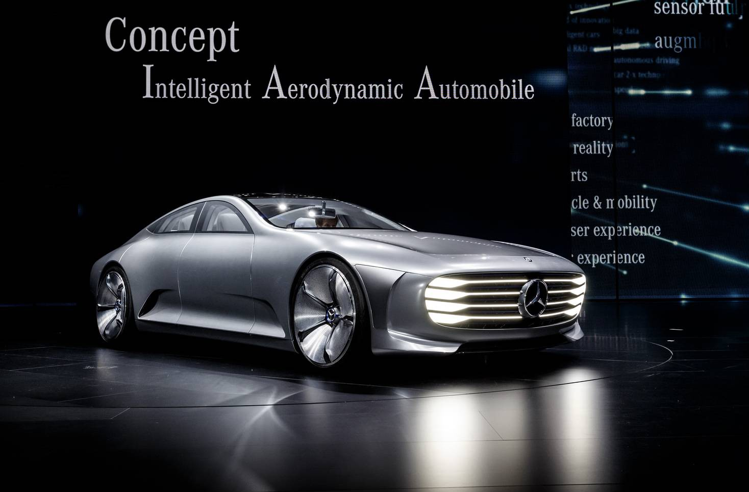 Frankfurt 2015 mercedes benz concept iaa gtspirit for Mercedes benz frankfurt