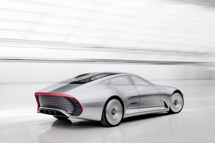 Mercedes-Benz Concept IAA rear