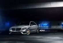 Mercedes-Benz S63 AMG ADV.1 Wheels