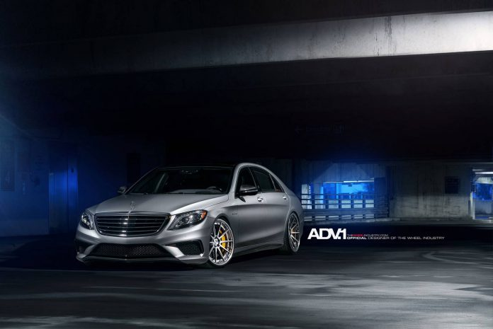 Mercedes-Benz S63 AMG ADV.1 Wheels