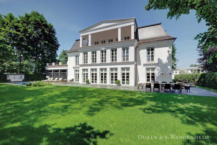 Luxurious Munich villa for sale