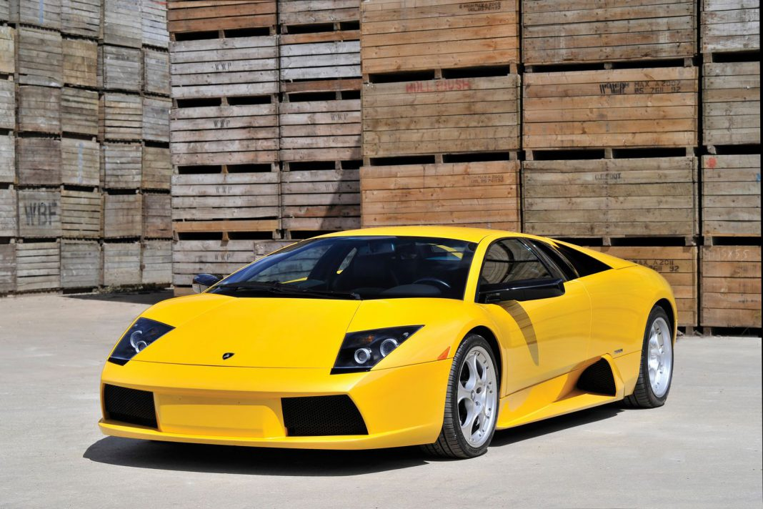 Lamborghini Murcielago RM Sotheby's