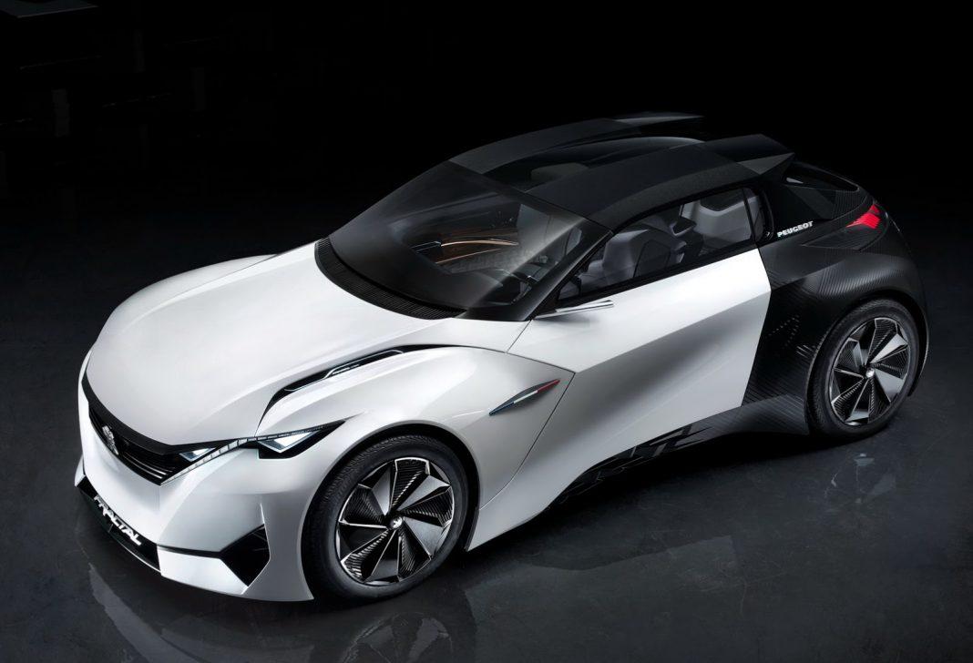 Peugeot Fractal front