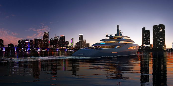 Pininfarina Ottantacinque Superyacht