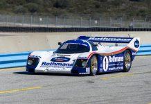 Porsche classic Porsche Rennsport Reunion V