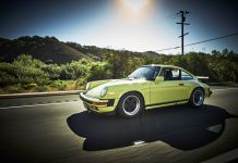 Porsche 911 Rennsport Reunion V