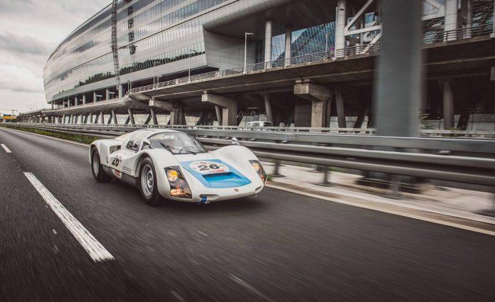 Rare Street Legal Porsche 906