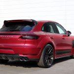 Widebody Porsche Macan by TopCar