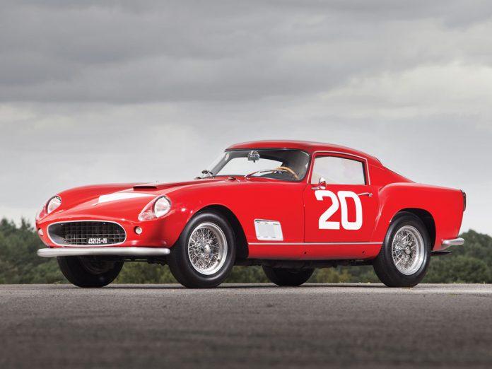 1958 Ferrari 250 GT Berlinetta Competizione