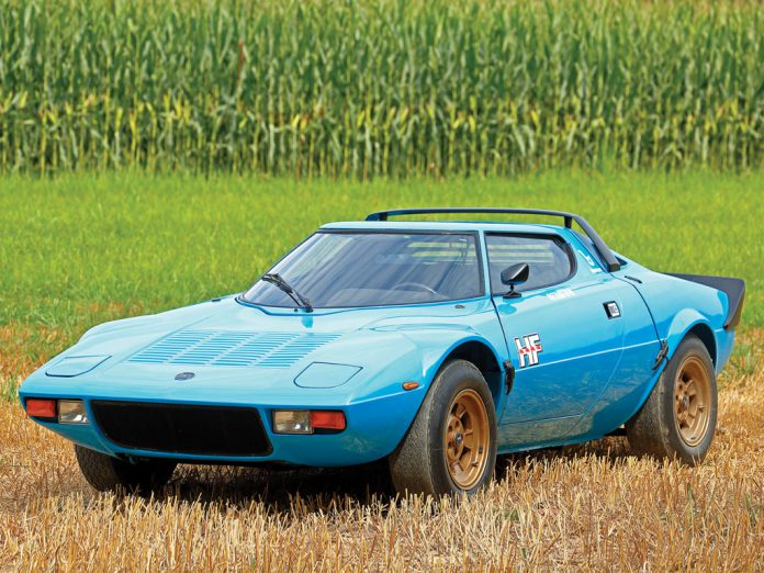 Lancia Stratos RM Sothebys London Auctions