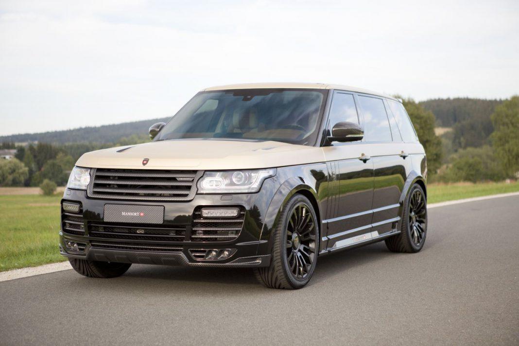 Range Rover Mansory Preis