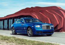 Rolls-Royce Wraith Bespoke