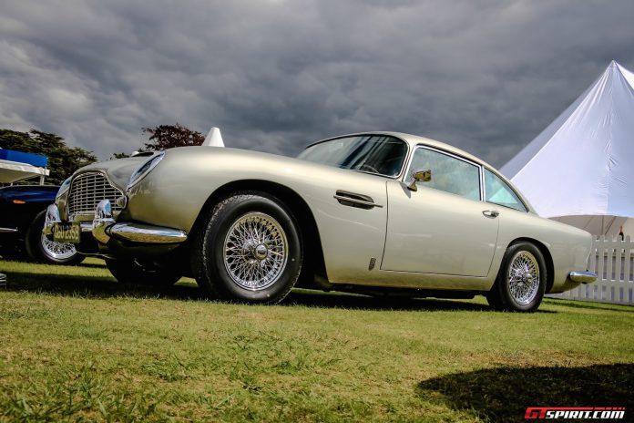 Salon Prive 2015 Aston Martin DB4