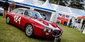 Salon Prive 2015 Lancia