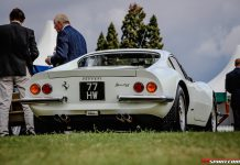 Salon Prive 2015 Pininfarina