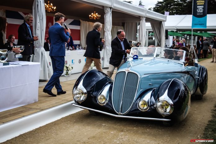 Salon Prive 2015 Visitors Favourite