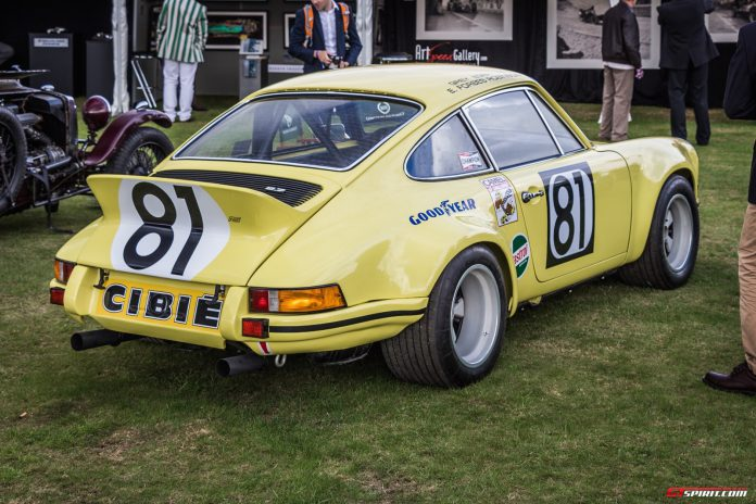 Salon Prive 2015 Porsche 911