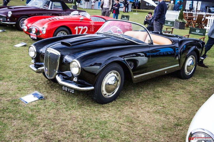 Salon Prive 2015 Lancia