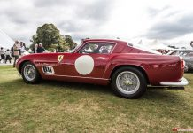 Ferrari 250 Tour de France at Salon Prive 2015
