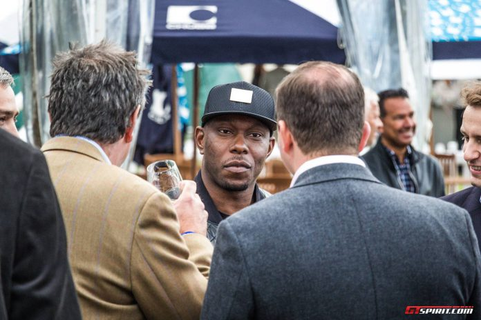 Salon Prive Celebrities