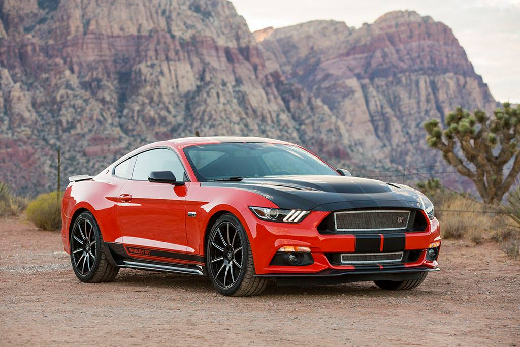 Shelby Mustang EcoBoost