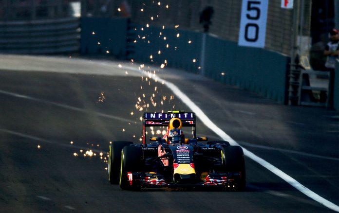 Red BUll Singapore GP