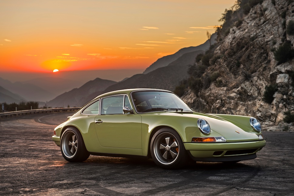 Porsche 911 Coupe Manchester by Singer