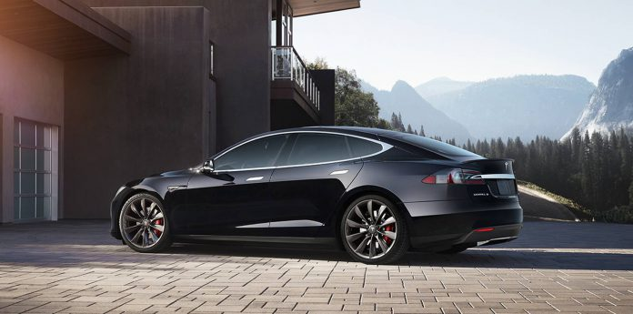 Six Senses Tesla Model S