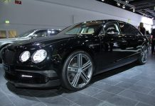 Startech Bentley Flying Spur front
