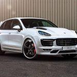 Techart Porsche Cayenne Turbo