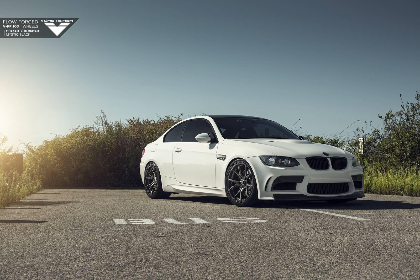 Vorsteiner BMW E92 M3