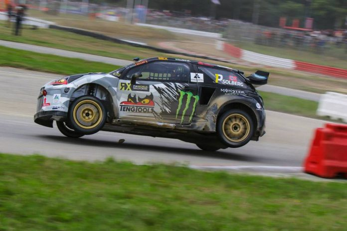 World RX Petter Solberg