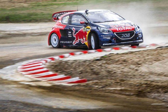 World RX Peugeot