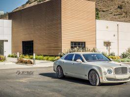 Bentley Mulsanne ADV.1 front