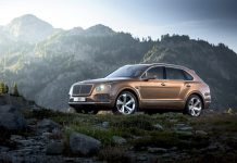Bentley Bentayga Speed possible